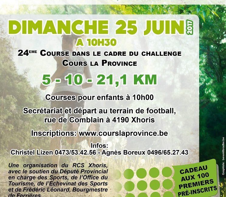 Jog 39 in attitude for Piscine xhoris